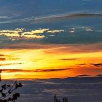Панорама заката :: Анатолий Клепешнёв