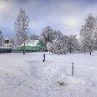 Зимушка-зима! :: Константин