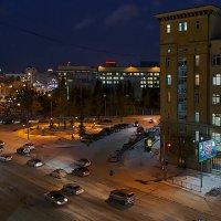 Небольшие пробочки . Новосибирск. :: Viacheslav Birukov