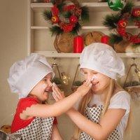 Рождественская кухня :: Наталья Шатунова