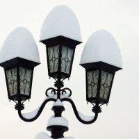 Зимний фонарь 2 :: Сергей Беляев