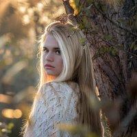 Осенний портрет :: Алёна
