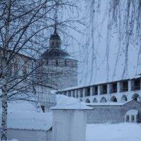 кирилло-Белозерский монастырь :: Ольга Лапшина