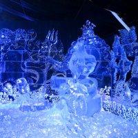 """ФЕСТИВАЛЬ ЛЕДОВЫХ СКУЛЬПТУР """"ICE FANTASY"""" :: Валентина Жукова"""