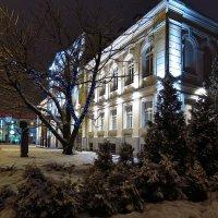 Зимний вечер в Витебске :: Сергей *Витебск*