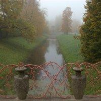 Крестовый мост в парке г.Пушкин :: Наталья
