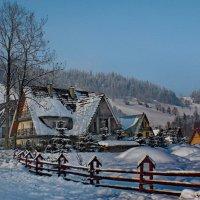 Зима в Закопане :: Анастасия Смирнова