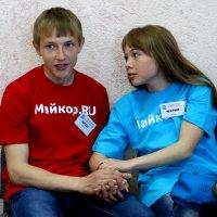 Влад и Мария :: Валерий Чепкасов