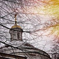 с.Иславское Храм Спаса-Нерукотворного образа :: Евгений Жиляев