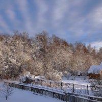 Зима на дачах :: Александр