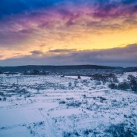 Охота на восход :: Сергей Дубинин