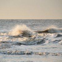 Бурлящие волны Северного моря... :: Kapris VS