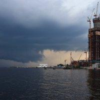 Перед бурей :: GalLinna Ерошенко