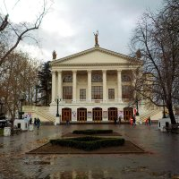 Севастопольская зима... :: Елена Даньшина
