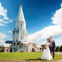 Жених и Невеста в парке Коломенское :: Егор Чеботаренко