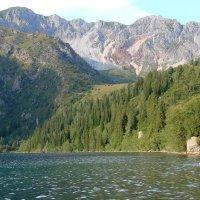 Озеро Сары-Челек в Киргизии :: GalLinna Ерошенко