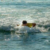 Серфинг :: Андрей Кузнецов
