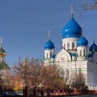 Москва. Николо-Перервинский монастырь. :: В и т а л и й .... Л а б з о'в