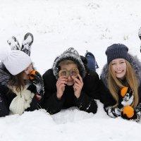 На зимней прогулке) :: Лилия Масло