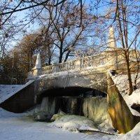 Замёрзшие потоки воды :: Андрей Снегерёв