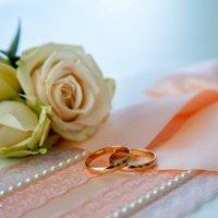 свадебные кольца :: Егор Чеботаренко