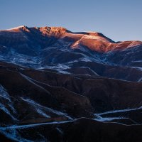 Последние лучи уходящего солнца :: Анзор Агамирзоев