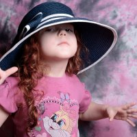 Модная шляпа (1) :: Александра nb911 Ватутина
