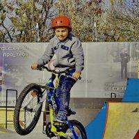 Skate park трюки :: Антон Голубов