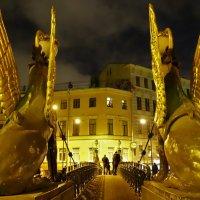 За Крылатыми Львами... :: Sergey Gordoff