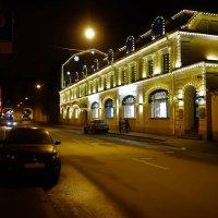 Вечером на улице Ломоносова... :: Sergey Gordoff
