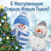 Со Старым Новым годом! :: zoja