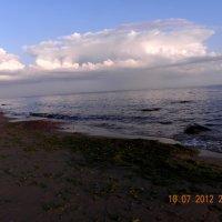 Тучи над морем :: Svetlana Lyaxovich