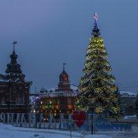 Со Старым Новым Годом! :: Сергей Цветков