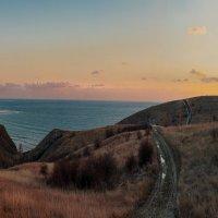 Панорама Тихой бухты :: Глеб Буй