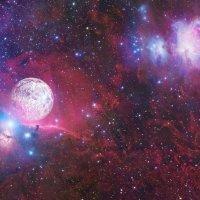Наблюдение за луной  2 :: Никита