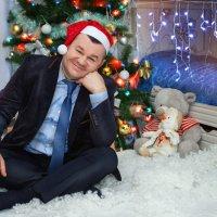 Веселый Дедушка Мороз. Когда два сердца бьются в такт) :: Tatsiana Latushko