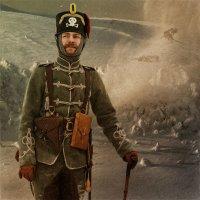 гусар 17-го гусарского Брауншвейгского полка :: a n d e r s e n .