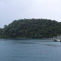 Сиамский залив у острова Ко Чанг. :: Лариса (Phinikia) Двойникова