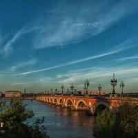 Бордо. Мост Петра. :: Надежда Лаптева