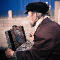 Вдохновение на Аничковом мосту :: Олег Дурнов