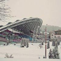 Витебск в снегу :: Андрей Самуйлов