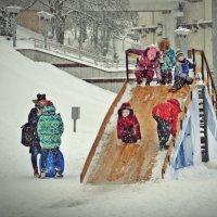 Детские забавы :: Андрей Самуйлов