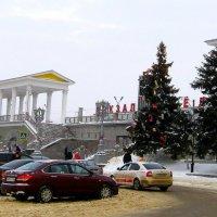 Вокзал станции Орёл. :: Борис Митрохин