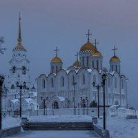 Успенский зимним утром :: Сергей Цветков