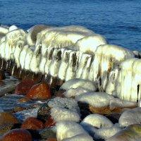 Лед и море :: Сергей Карачин