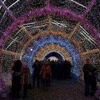 Световой тоннель ... :: Лариса Корженевская