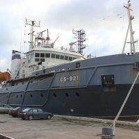 Самый западный порт России :: Марина Домосилецкая