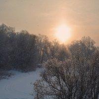 Зимний пейзаж :: Михаил