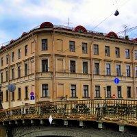 Конюшенный переулок 1/6. Я там жил до 2001 года. :: Владимир Ильич Батарин