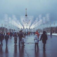 Огни рождества :: Александр Колесников